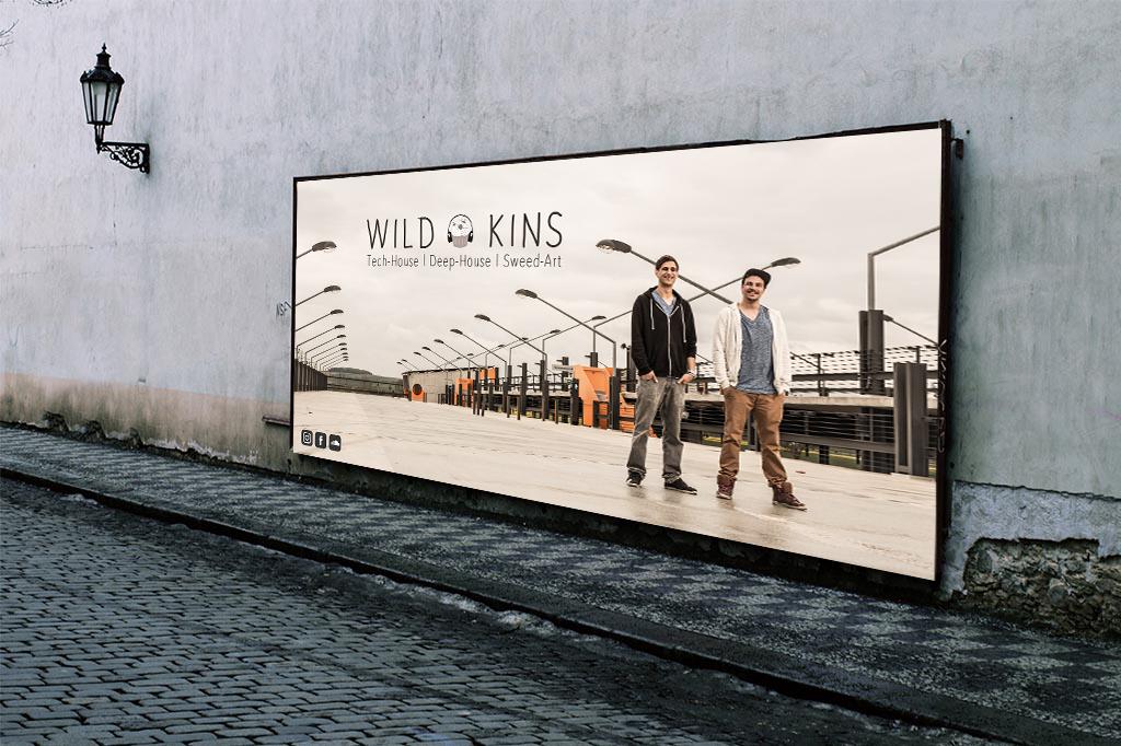 Banner- Wild & Kins