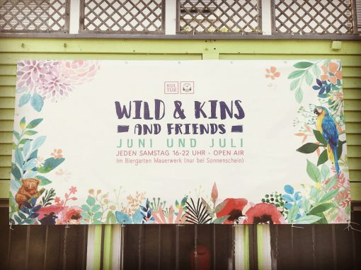 Wild & Kins and Friends