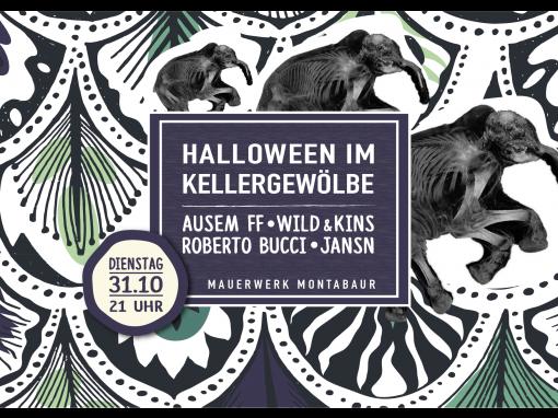 Halloween im Kellergewölbe